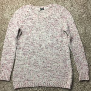 Urban Outfitters Sweater Tunic Pink M
